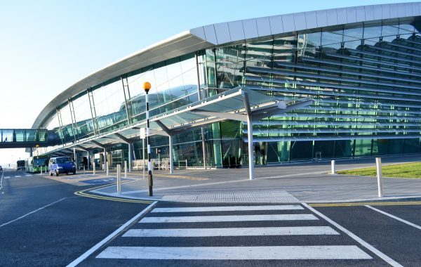 Project: Dublin Airport T2